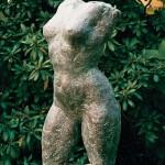 Geste libre - brons 95 cm