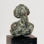 Inspiratie - brons 9 cm