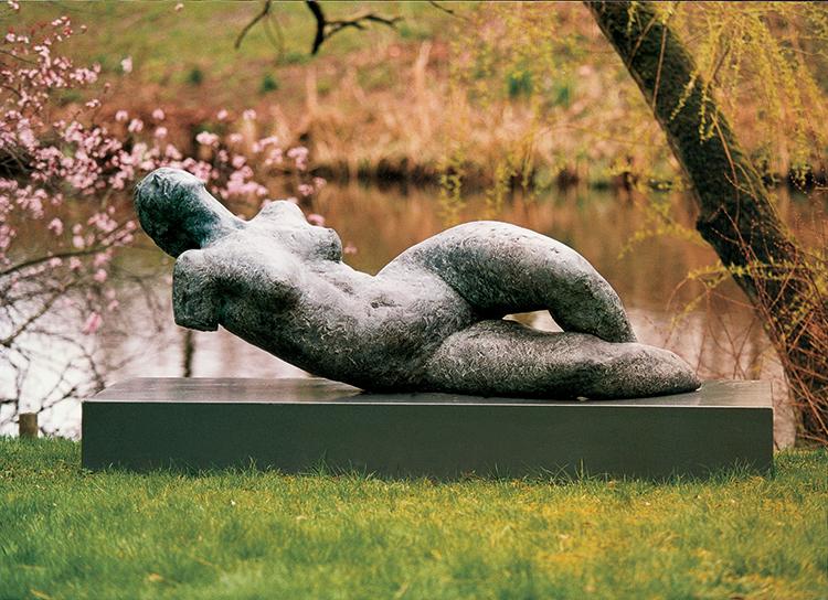 Indépendance - brons 180 cm