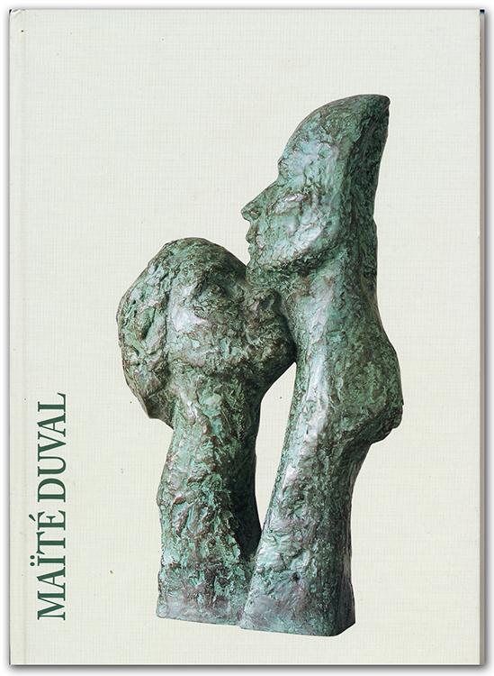 Boek Maïté Duval - Beelden en Tekeningen