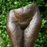 Feu de lune - brons 55 cm